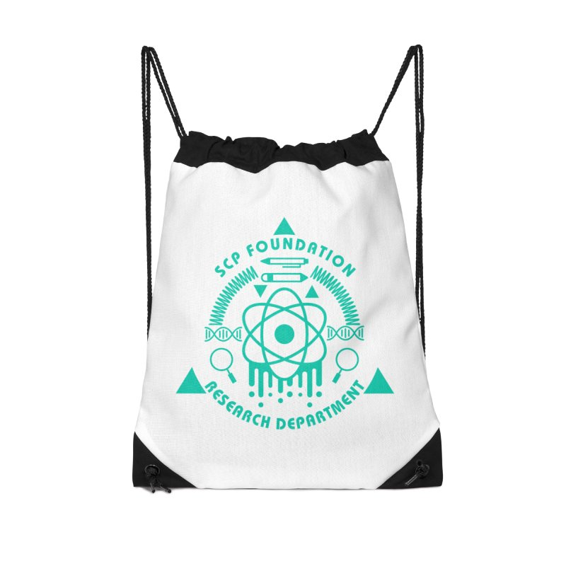 SCP Research Department Accessories Bag by Find Us Alive Official Merch