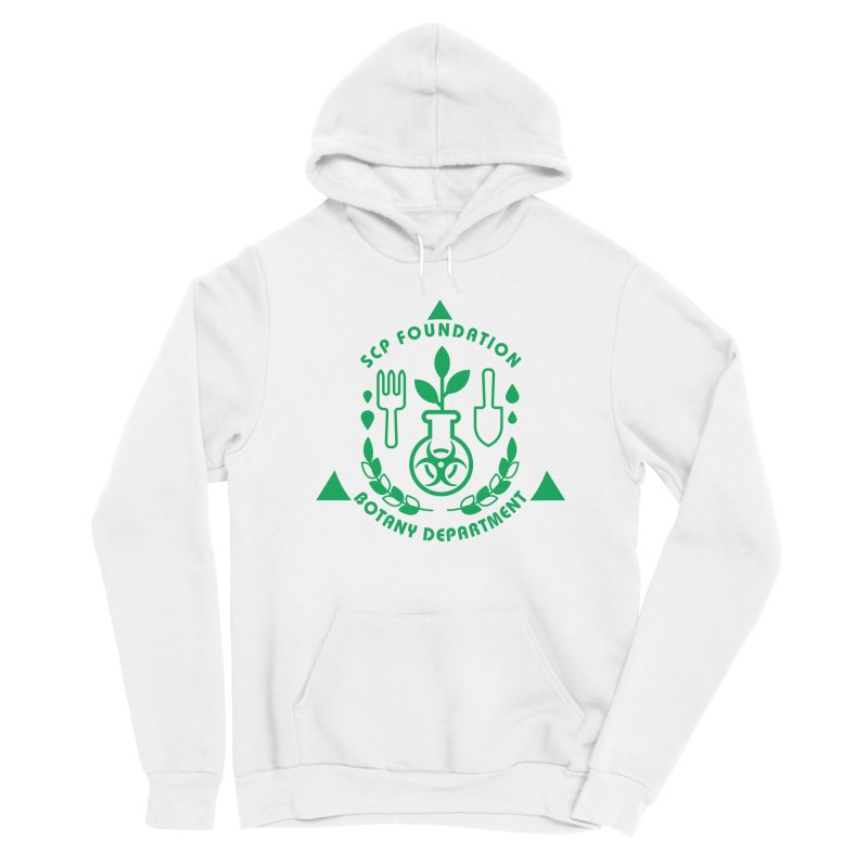 SCP Botany Department Men's Pullover Hoody by Find Us Alive Official Merch