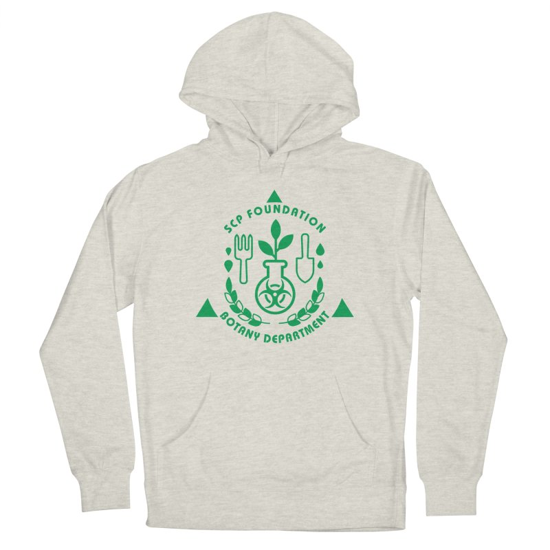 SCP Botany Department Women's Pullover Hoody by Find Us Alive Official Merch