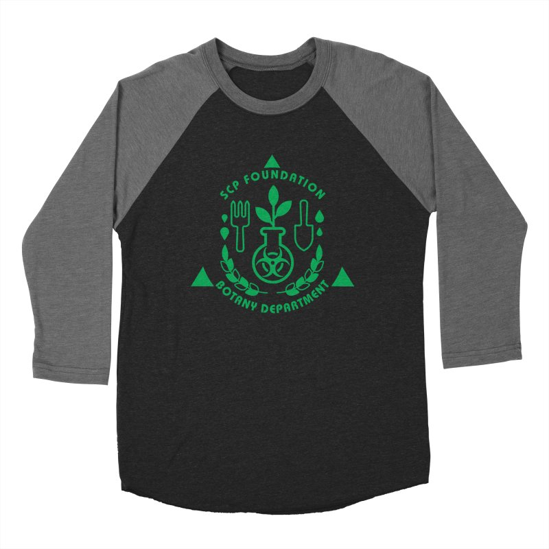 SCP Botany Department Women's Longsleeve T-Shirt by Find Us Alive Official Merch