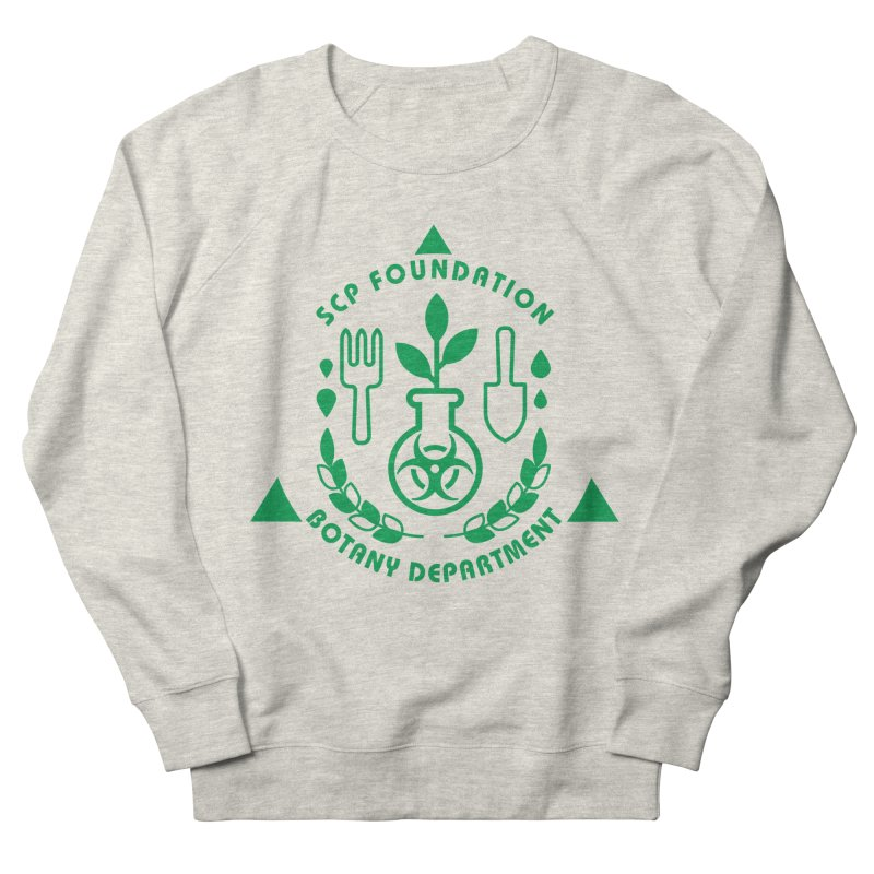 SCP Botany Department Women's Sweatshirt by Find Us Alive Official Merch