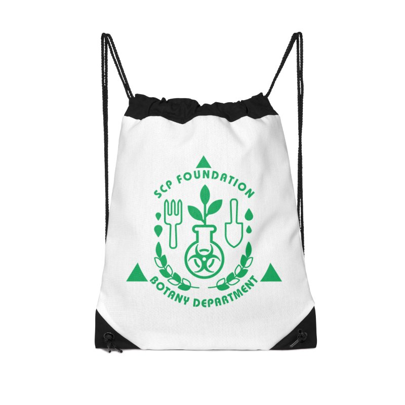 SCP Botany Department Accessories Bag by Find Us Alive Official Merch