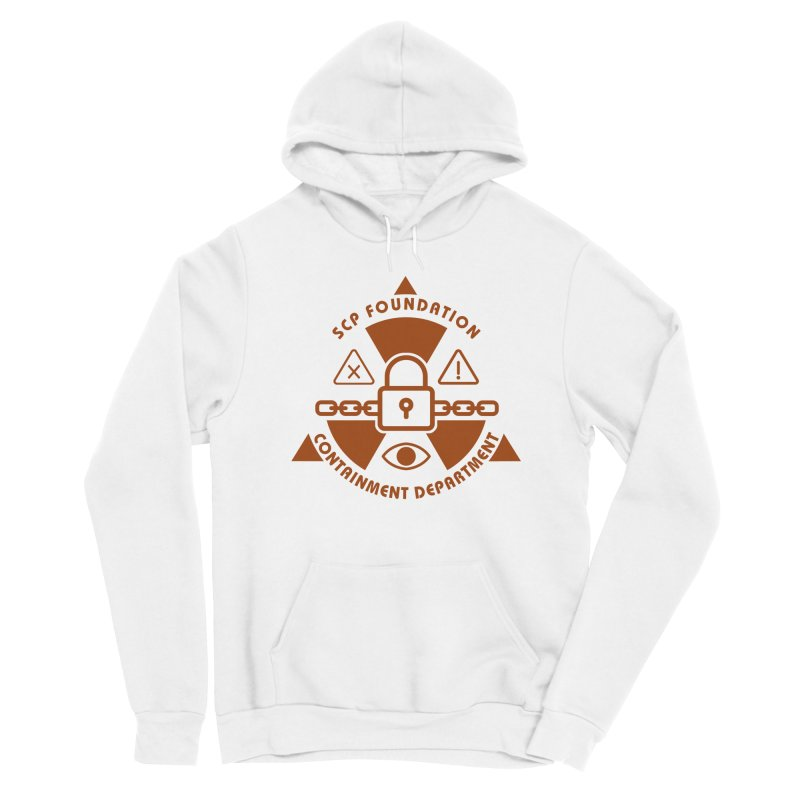 SCP Containment Department Women's Pullover Hoody by Find Us Alive Official Merch