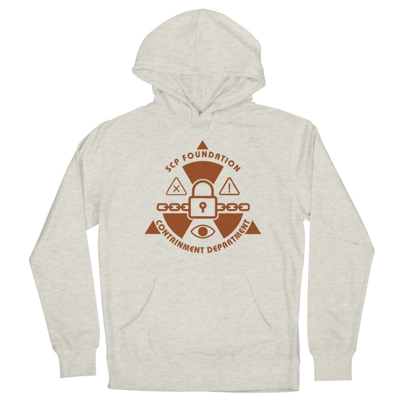 SCP Containment Department Men's Pullover Hoody by Find Us Alive Official Merch