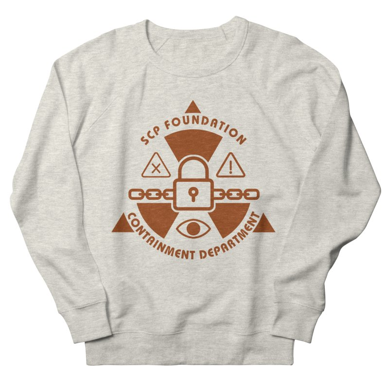 SCP Containment Department Women's Sweatshirt by Find Us Alive Official Merch