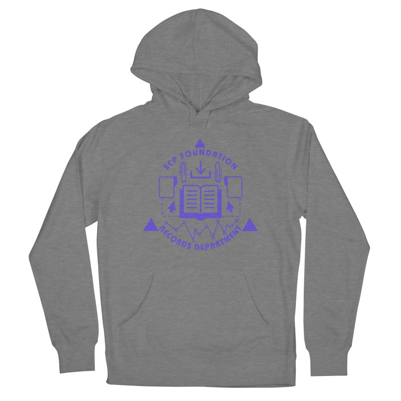 SCP Records Department Women's Pullover Hoody by Find Us Alive Official Merch