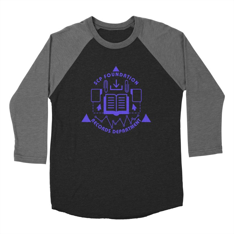 SCP Records Department Women's Longsleeve T-Shirt by Find Us Alive Official Merch