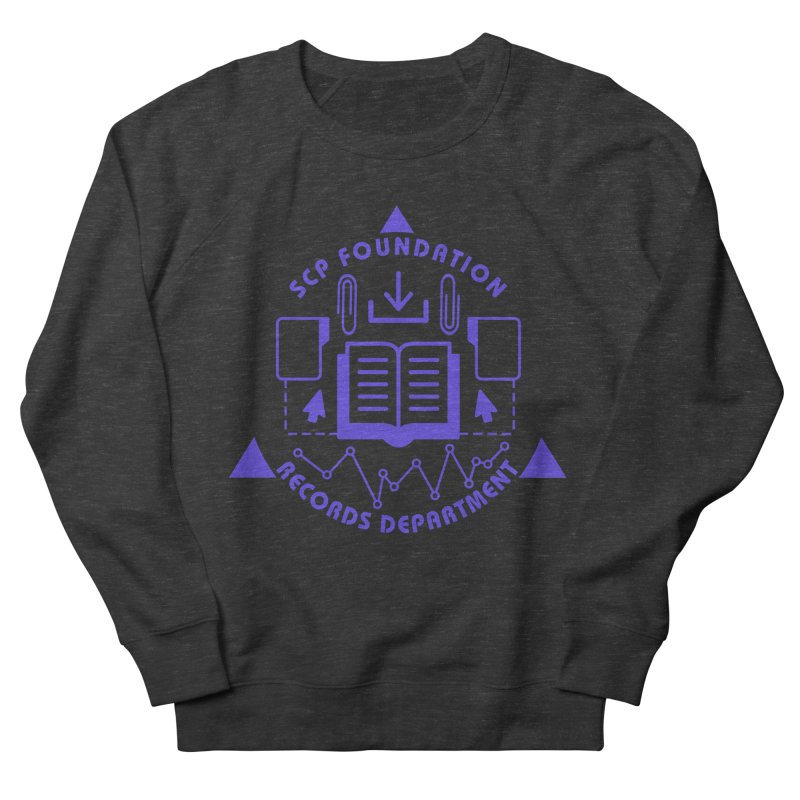 SCP Records Department Women's Sweatshirt by Find Us Alive Official Merch