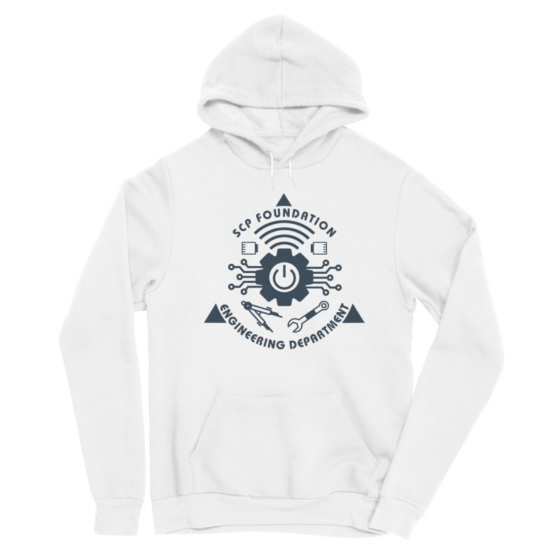 SCP Engineering Department Men's Pullover Hoody by Find Us Alive Official Merch