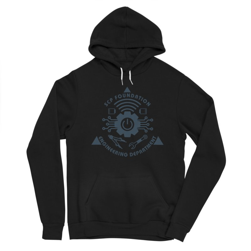 SCP Engineering Department Women's Pullover Hoody by Find Us Alive Official Merch