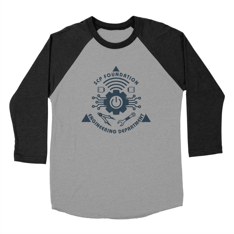 SCP Engineering Department Men's Longsleeve T-Shirt by Find Us Alive Official Merch
