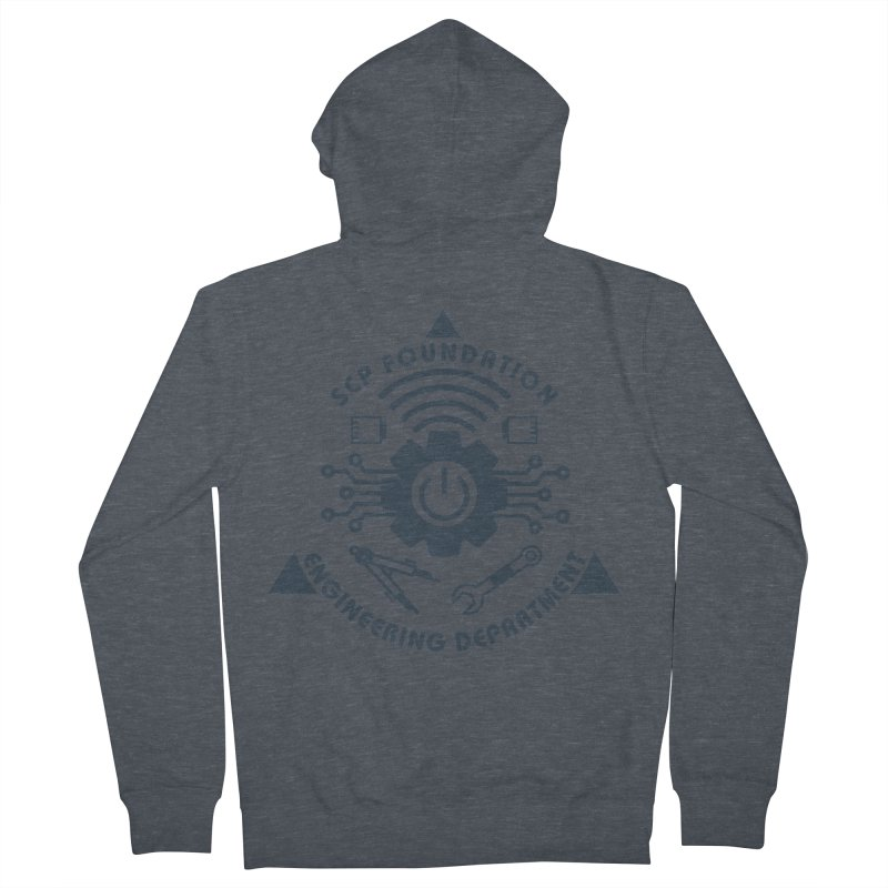 SCP Engineering Department Women's Zip-Up Hoody by Find Us Alive Official Merch