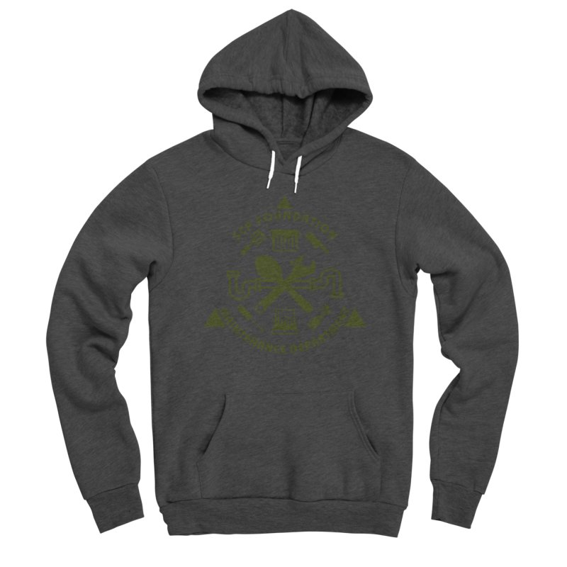 SCP Maintenance Department Men's Pullover Hoody by Find Us Alive Official Merch