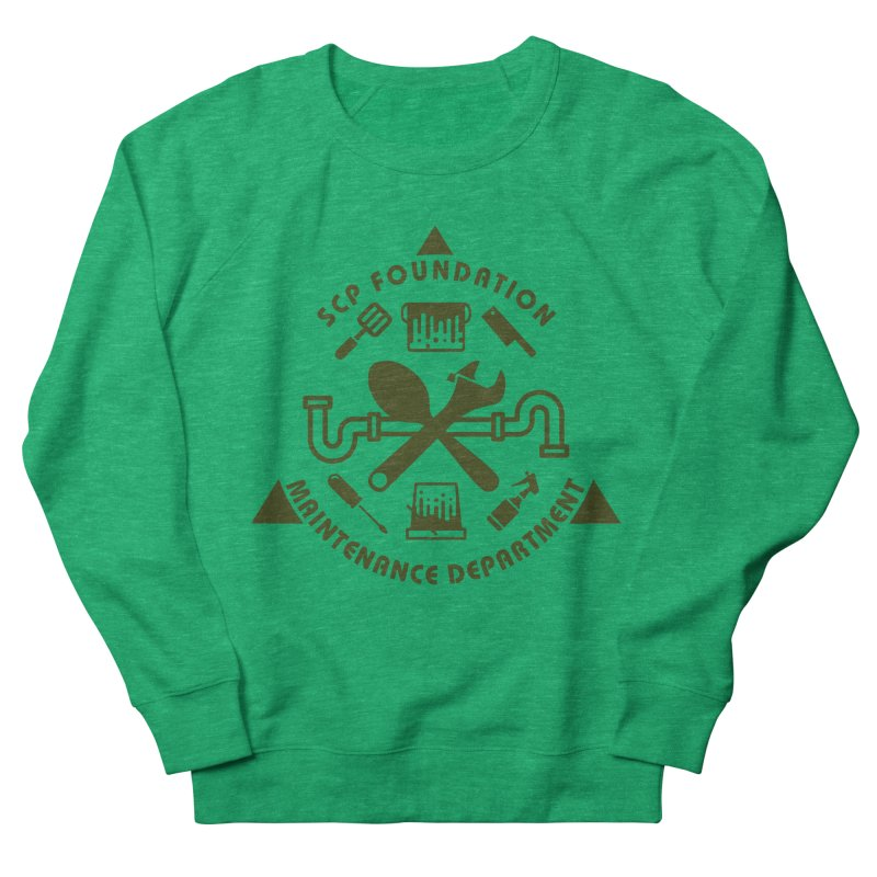 SCP Maintenance Department Women's Sweatshirt by Find Us Alive Official Merch