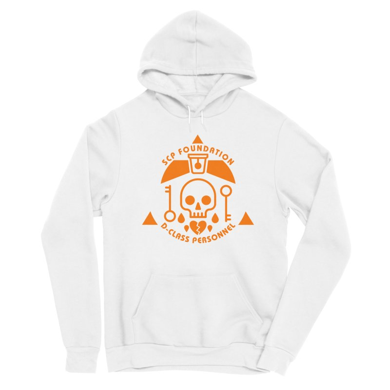 SCP D-Class Men's Pullover Hoody by Find Us Alive Official Merch