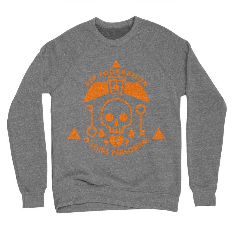 SCP D-Class Women's Sweatshirt by Find Us Alive Official Merch