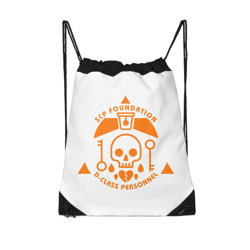 SCP D-Class Accessories Bag by Find Us Alive Official Merch