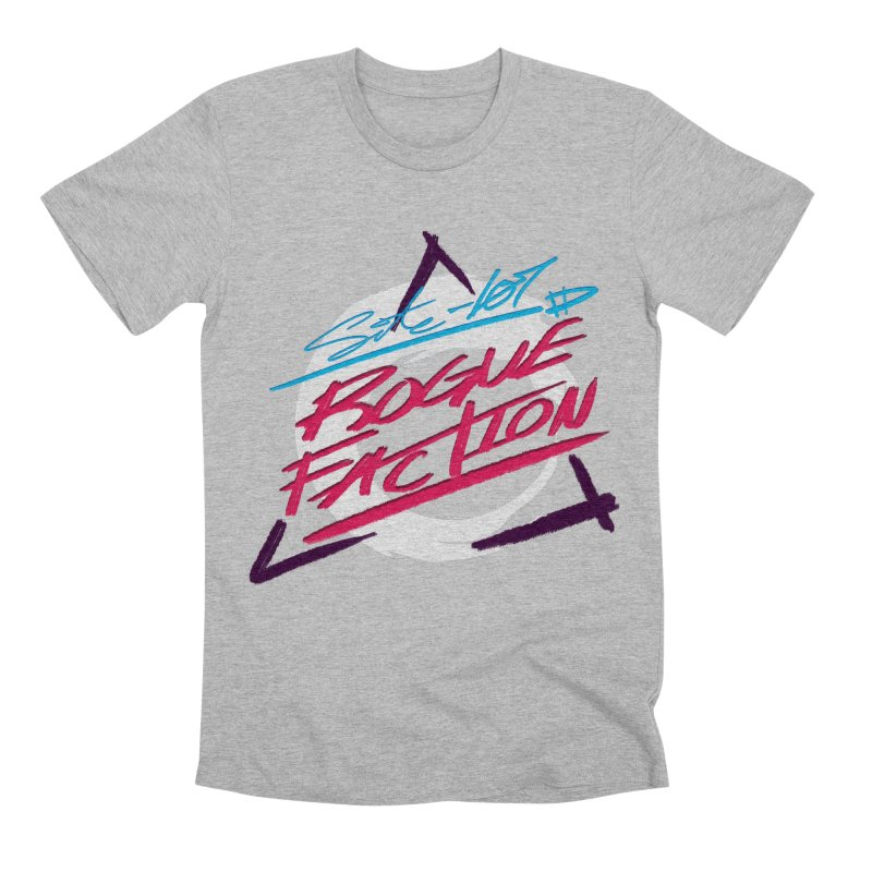 SCP: FUA Rogue Faction Men's T-Shirt by Find Us Alive Official Merch