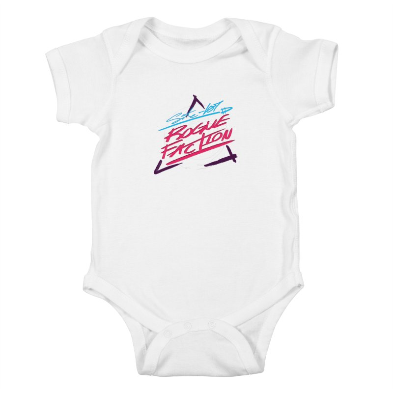 SCP: FUA Rogue Faction Kids Baby Bodysuit by Find Us Alive Official Merch