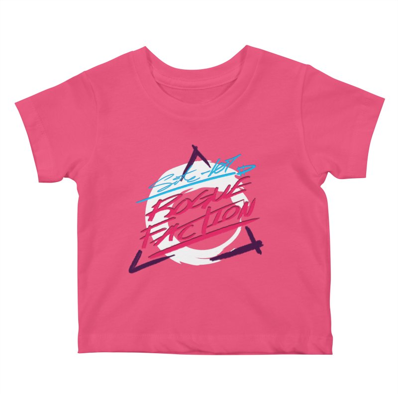 SCP: FUA Rogue Faction Kids Baby T-Shirt by Find Us Alive Official Merch