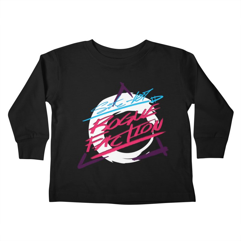 SCP: FUA Rogue Faction Kids Toddler Longsleeve T-Shirt by Find Us Alive Official Merch