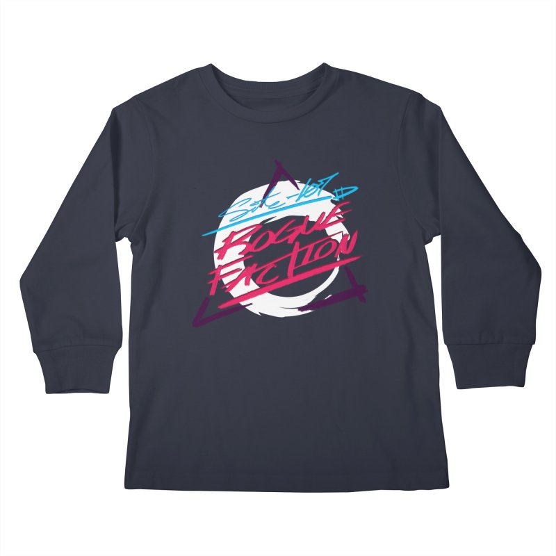 SCP: FUA Rogue Faction Kids Longsleeve T-Shirt by Find Us Alive Official Merch