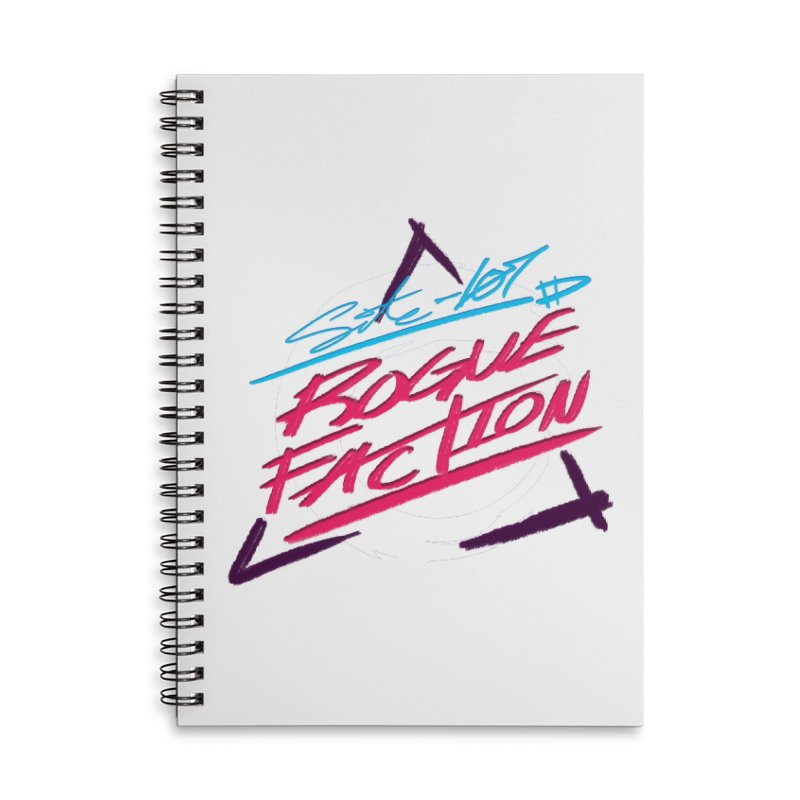 SCP: FUA Rogue Faction Accessories Notebook by Find Us Alive Official Merch