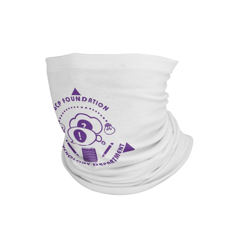 SCP Psychology Department Accessories Neck Gaiter by Find Us Alive Official Merch
