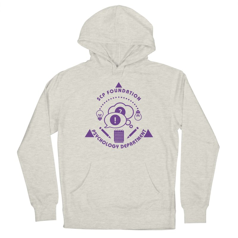 SCP Psychology Department Women's Pullover Hoody by Find Us Alive Official Merch