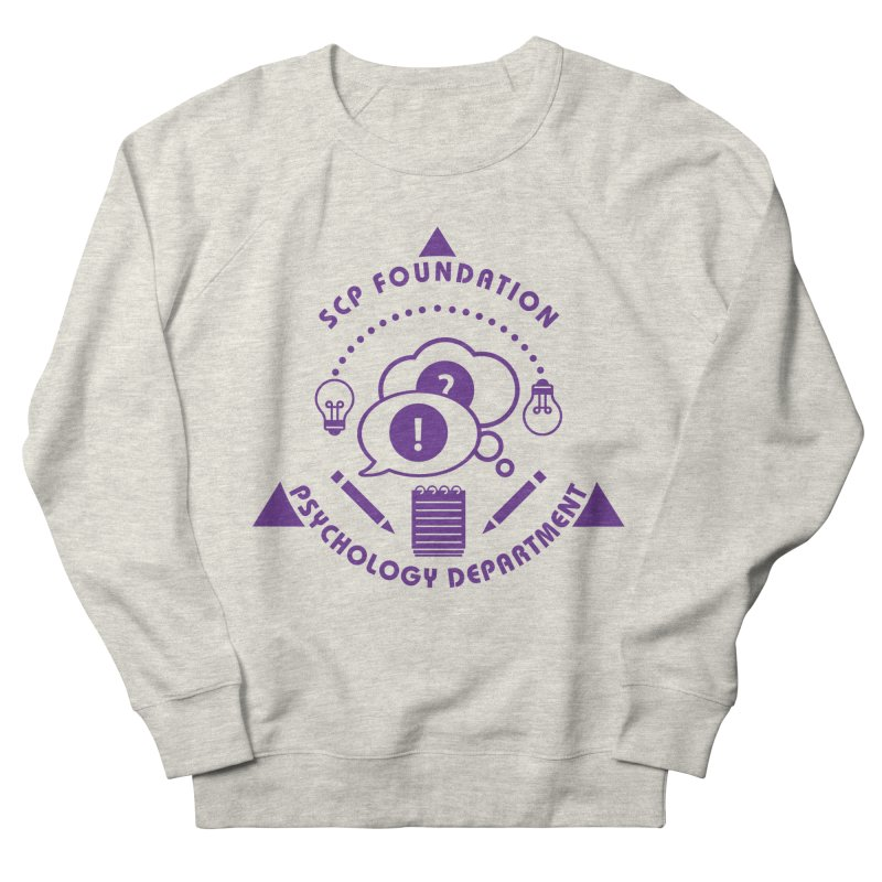 SCP Psychology Department Women's Sweatshirt by Find Us Alive Official Merch