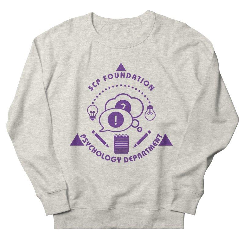 SCP Psychology Department Men's Sweatshirt by Find Us Alive Official Merch