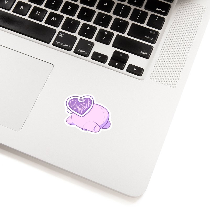 Dumptruck Plushie Accessories Sticker by Find Us Alive Official Merch