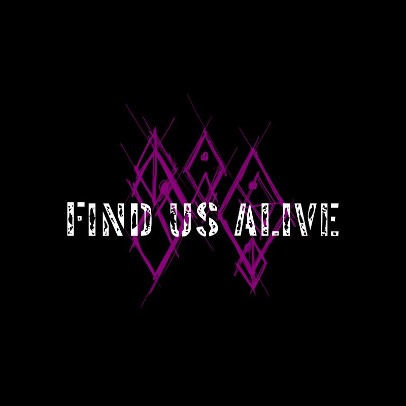Body Code Title Men's T-Shirt by Find Us Alive Official Merch