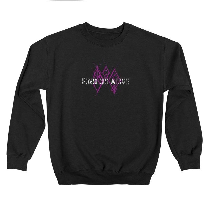 Body Code Title Men's Sweatshirt by Find Us Alive Official Merch