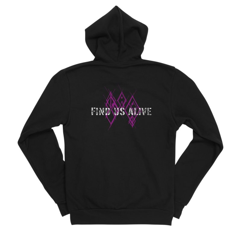 Men's None by Find Us Alive Official Merch