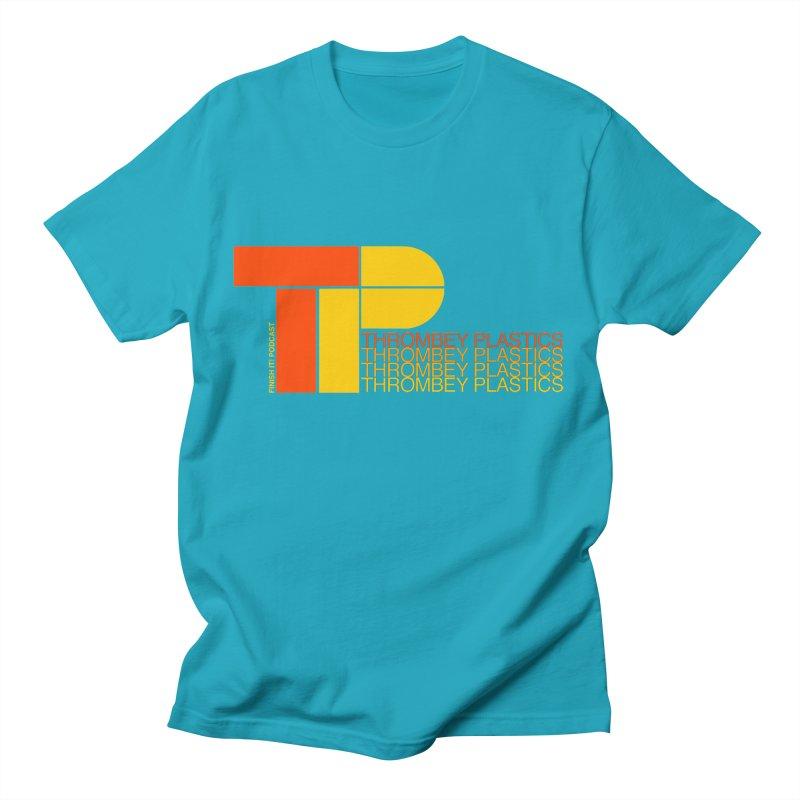 Thrombey Plastics Men's T-Shirt by Finish It! Podcast Merchzone