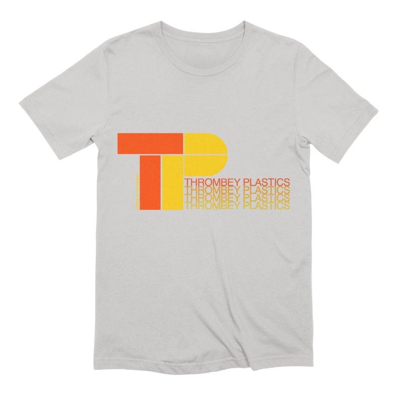 Thrombey Plastics Men's Extra Soft T-Shirt by Finish It! Podcast Merchzone