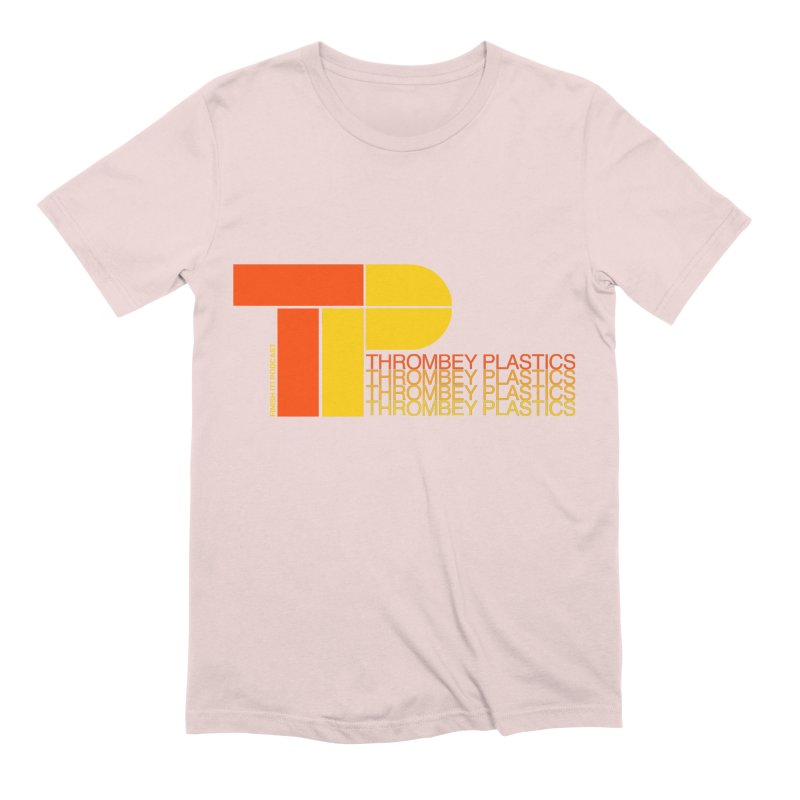 Thrombey Plastics Men's Extra Soft T-Shirt by Finish It! Podcast Merchzone