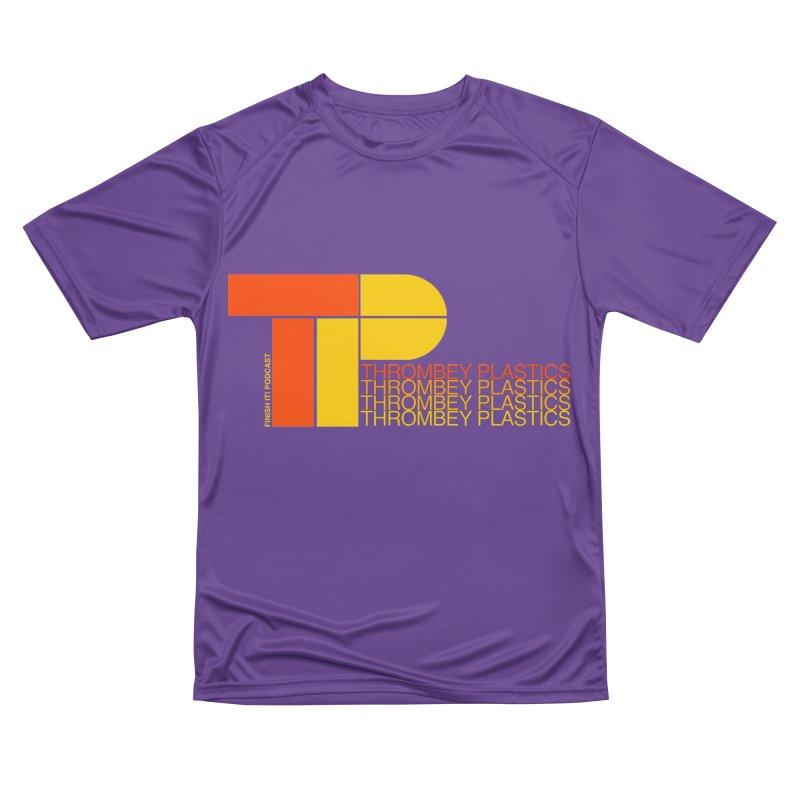 Thrombey Plastics Men's Performance T-Shirt by Finish It! Podcast Merchzone