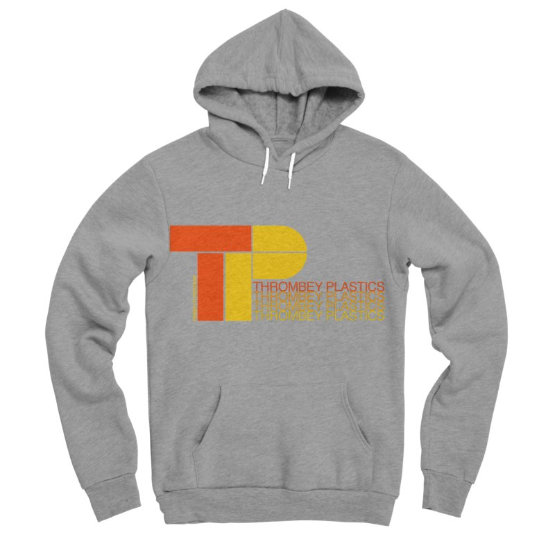 Thrombey Plastics Women's Sponge Fleece Pullover Hoody by Finish It! Podcast Merchzone