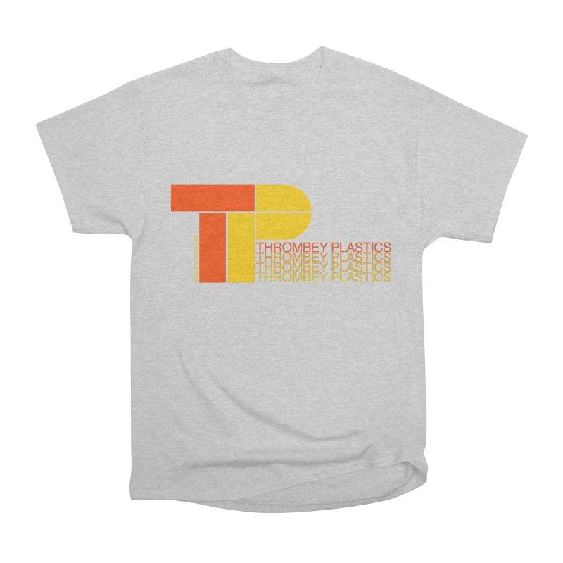 Thrombey Plastics Men's Heavyweight T-Shirt by Finish It! Podcast Merchzone