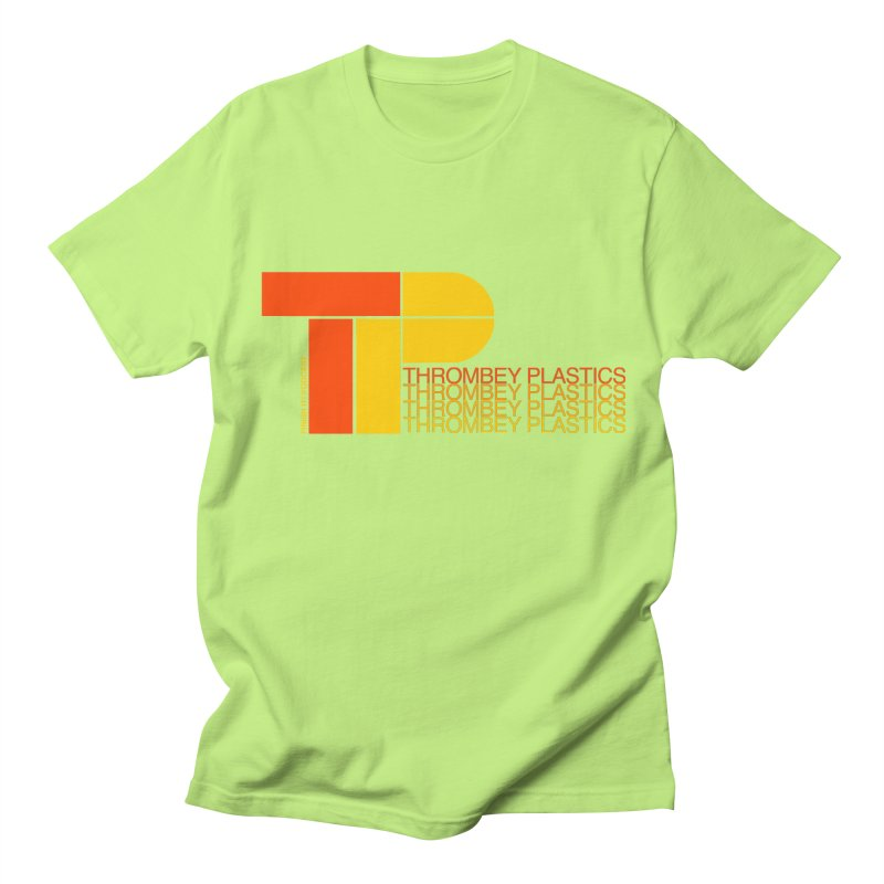 Thrombey Plastics Men's Regular T-Shirt by Finish It! Podcast Merchzone