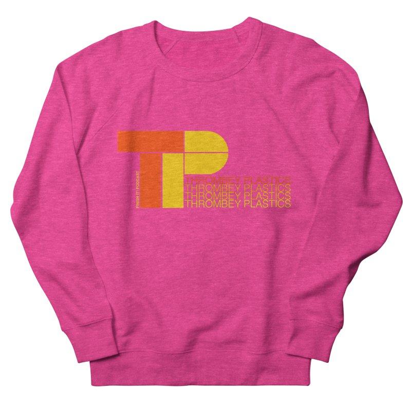 Thrombey Plastics Men's French Terry Sweatshirt by Finish It! Podcast Merchzone