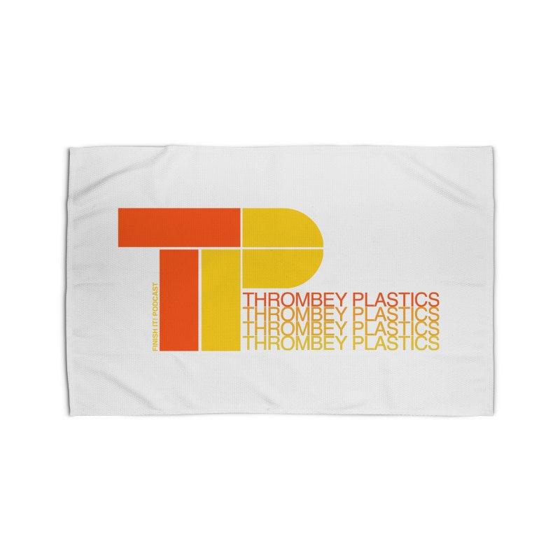 Thrombey Plastics Home Rug by Finish It! Podcast Merchzone