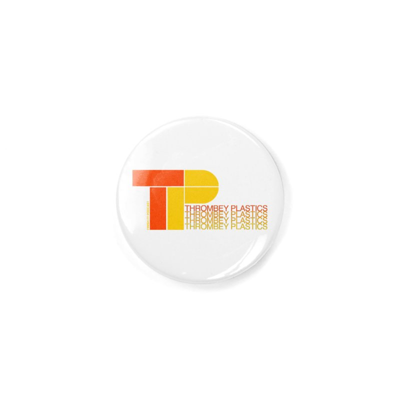 Thrombey Plastics Accessories Button by Finish It! Podcast Merchzone