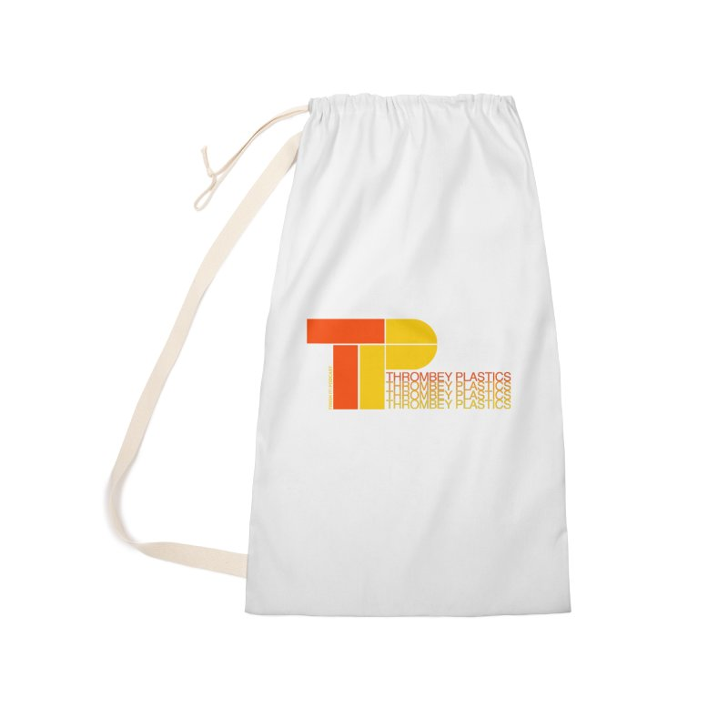 Thrombey Plastics Accessories Laundry Bag Bag by Finish It! Podcast Merchzone