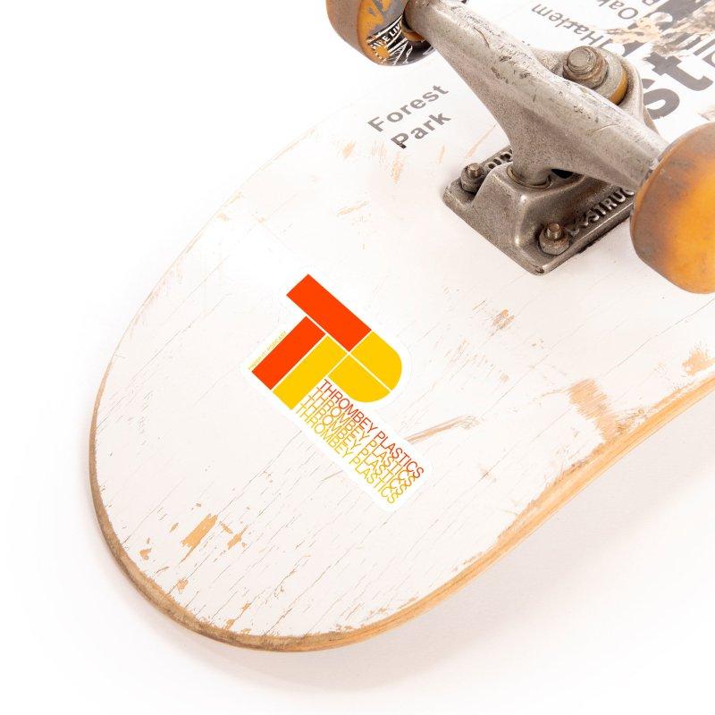 Thrombey Plastics Accessories Sticker by Finish It! Podcast Merchzone