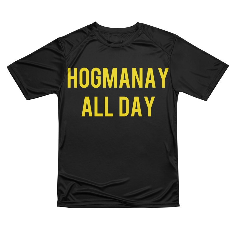 Hogmanay All Day Men's Performance T-Shirt by Finish It! Podcast Merchzone