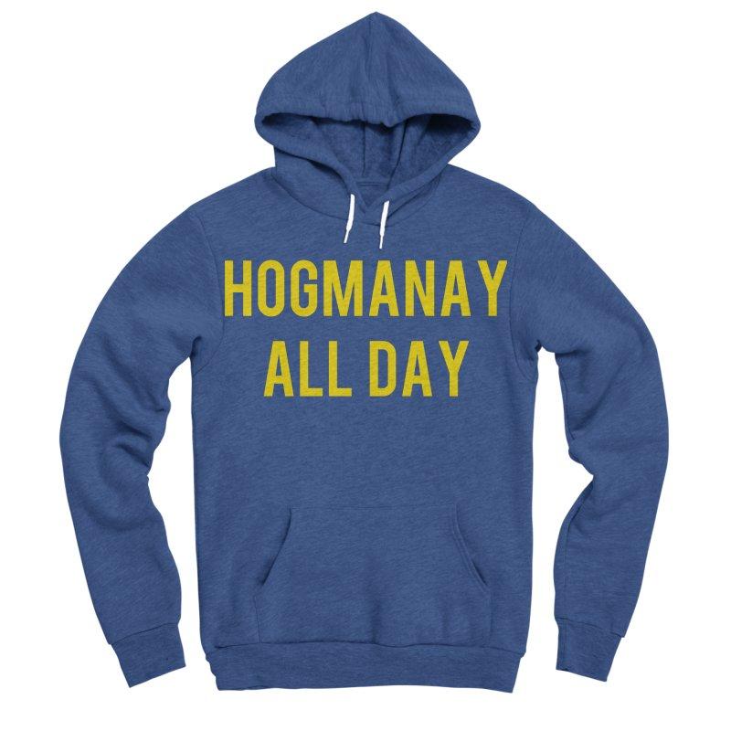 Hogmanay All Day Women's Sponge Fleece Pullover Hoody by Finish It! Podcast Merchzone