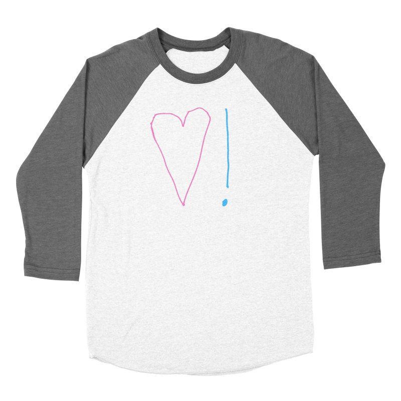 Love and Excitement Women's Longsleeve T-Shirt by Finish It! Podcast Merchzone